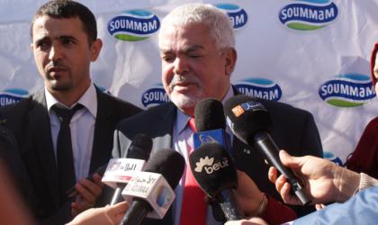 Le gérant de la Laiterie Soummam inaugure trois nouvelles fermes d'élevage de vaches laitières