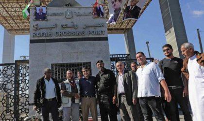 Ghaza : le Gouvernement d'union prend le contrôle du passage de Rafah