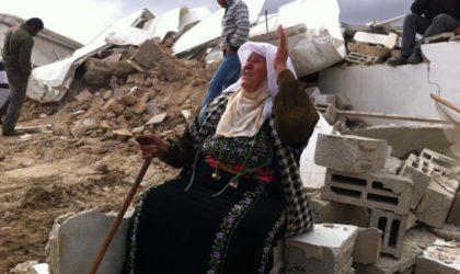 Israël démolit des structures palestiniennes en Cisjordanie et à El-Qods