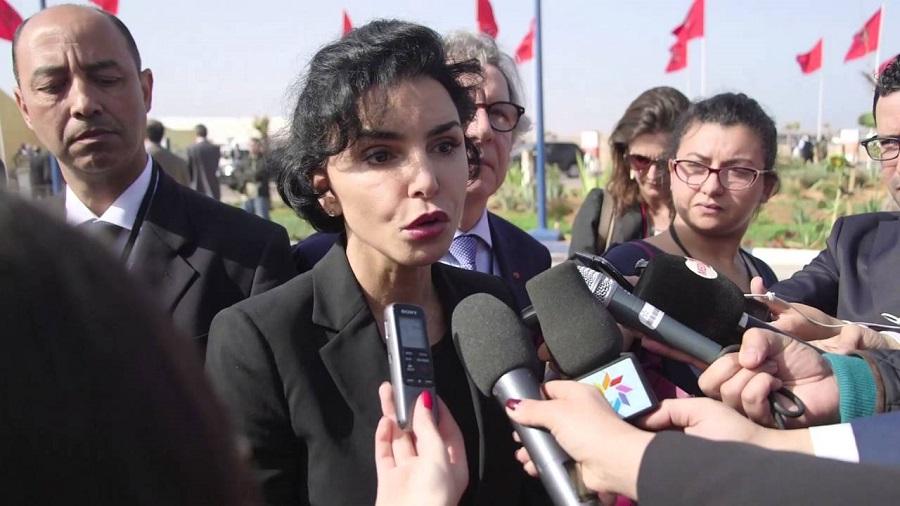 Rachida Dati Maroc roi