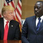RDC Trump Kabila