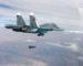 Des bombardiers russes portent une frappe collective contre Daech en Syrie