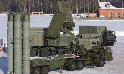 La Russie déploiera en Crimée un missile sol-air S-400 Triumph supplémentaire