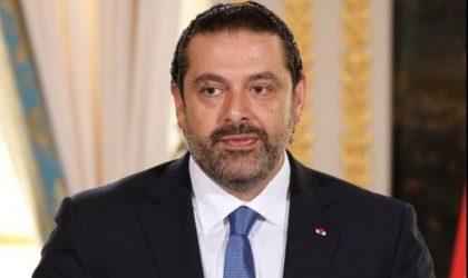 Hariri en France «dans les prochains jours» à l'invitation de Macron