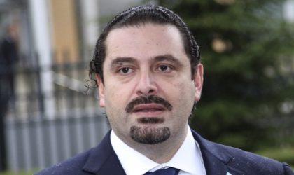 Hariri : «Je rentrerai dans les prochains jours à Beyrouth»