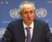 Dujarric : «L'ONU n'est pas en mesure de vérifier si Hariri est libre de ses mouvements»