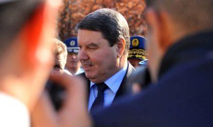 Le général major Hamel prend part en France à la réunion des chefs de police dans la région Mena