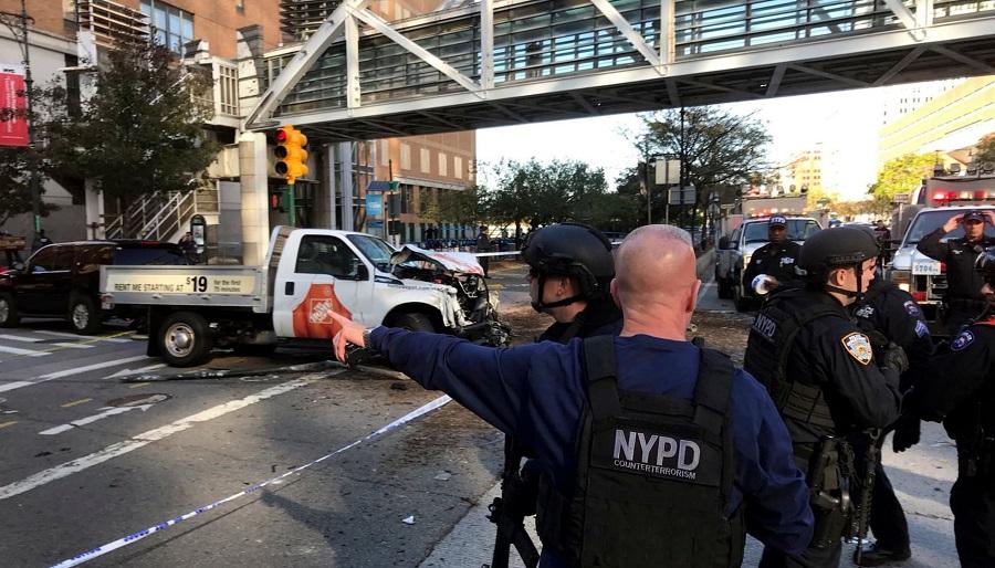 New York attaque terroriste