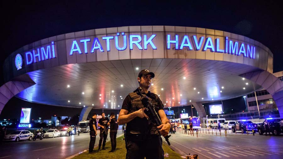 Attentat Istanbul