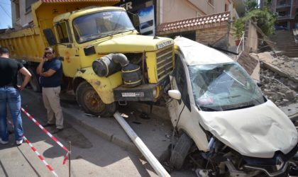 Accidents de la route : 41 morts et 1 433 blessés en une semaine