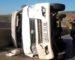 Carambolage spectaculaire sur l'autoroute Est-Ouest: un mort et douze blessés