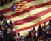 Espagne: les indépendantistes bloquent la Catalogne