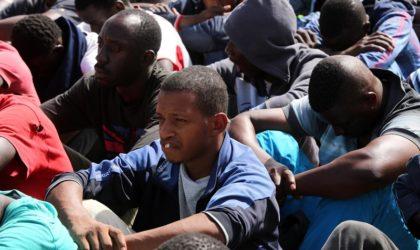 Commerce de migrants en Libye: l'Union Africaine indignée