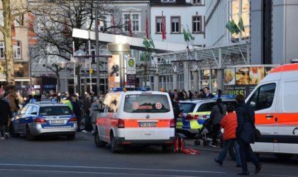 Allemagne : une voiture fonce sur des piétons, des blessés