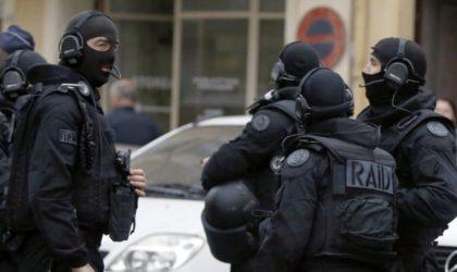 Opération antiterroriste en Ile-de-France et dans les Alpes-Maritimes