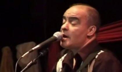 Un gala-hommage à Djamel Allam samedi à Béjaïa