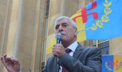 Le MAK affiche son racisme et appelle au boycott de l'arabe en Kabylie