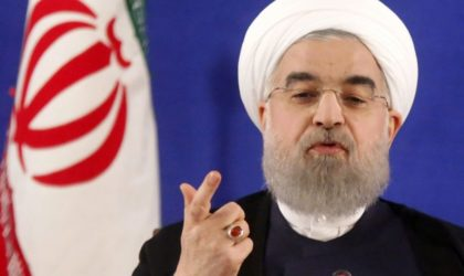 Rohani aux Saoudiens: «Méfiez-vous, l'Iran n'est pas une République bananière»