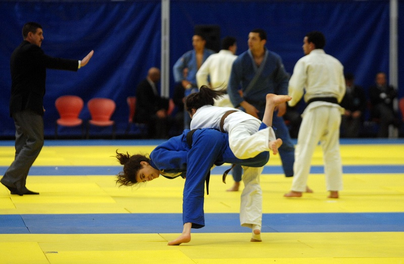 championnat national d'excellence de judo