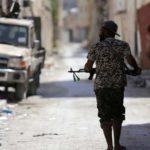 enlèvement Libye