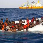 côtes libyennes