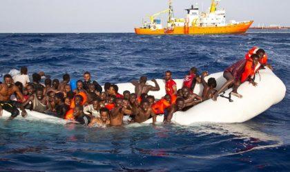 Libye: plus de 30 migrants morts et 200 survivants au large des côtes libyennes