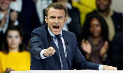 Il n'en veut plus en France : Macron déclare la guerre aux sans-papiers