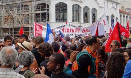 France : une manifestation contre le terrorisme islamiste interdite à Paris