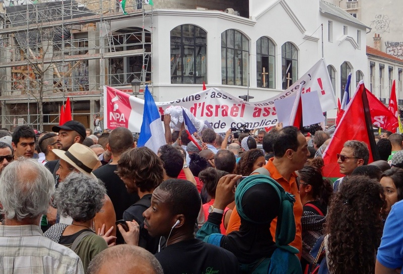 manifestation à Paris contre le terrorisme interdite