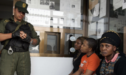 Saisie de 95 kg de kif traité et arrestation de 11 contrebandiers