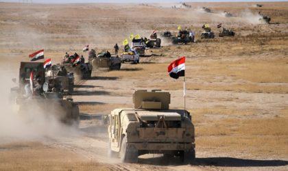Daech chassé du désert irakien à la frontière syrienne