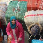 femme mule Maroc