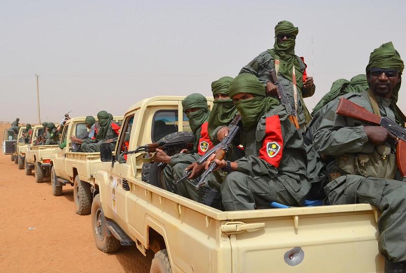 aide algérienne aus pays du Sahel dans la lutte antiterroriste