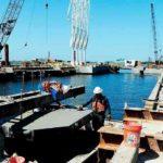 travaux Port centre