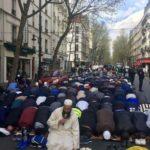 Mairie de Clichy prière