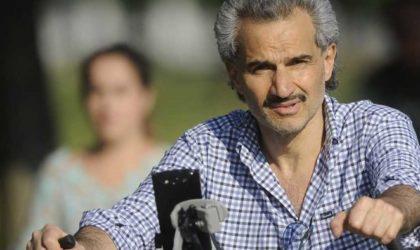 Le prince saoudien emprisonné Al-Walid Ben Talal aurait tenté de se suicider