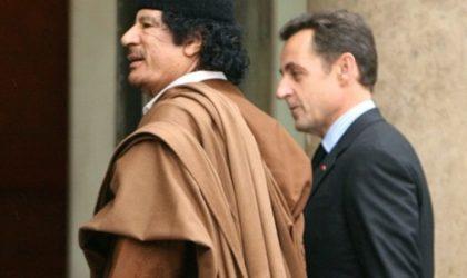 Pourquoi Sarkozy a fait tuer Kadhafi, les preuves s'accumulent