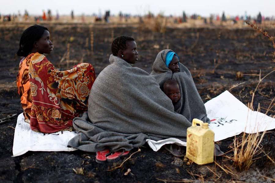 soudan famine