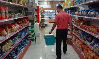 Inflation : les prix des produits alimentaires prennent 4,5%
