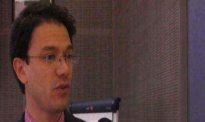 Hicham Baba Ahmed : «Il faut vulgariser les techniques et outils de protection»