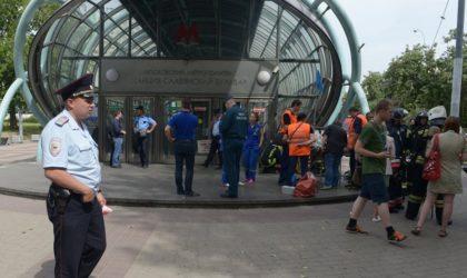 Un bus percute la foule à Moscou: 5 morts, 15 blessés, la piste terroriste écartée