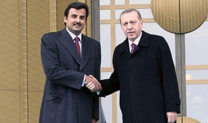 La Turquie a-t-elle empêché un coup d'Etat contre l'émir du Qatar ?