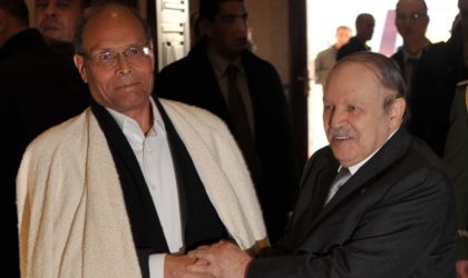 Comment Marzouki a trahi la Tunisie et l'Algérie et s'est vendu au Qatar