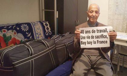 Retraités algériens en France : Macron interpellé à la veille de sa visite à Alger