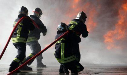 La Protection civile sur tous les fronts
