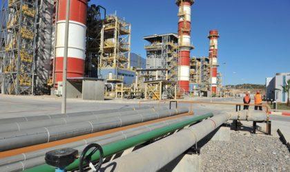 L'Algérie a investi 150 milliards de dollars dans les centrales électriques
