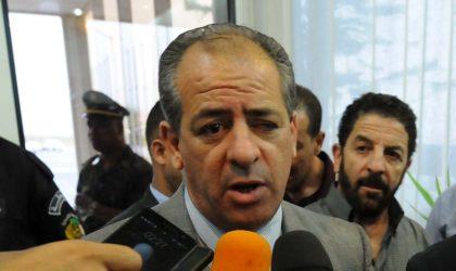 JAJ-2018 : Ahmed Nasser examine avec Ould Ali comment alléger la charge des compétitions