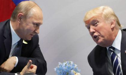 Poutine appelle Trump à une «coopération pragmatique»
