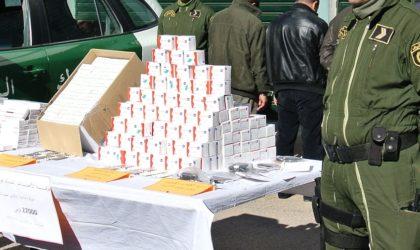 Sept personnes condamnées à de lourdes peines de prison pour trafic de cannabis et de psychotropes