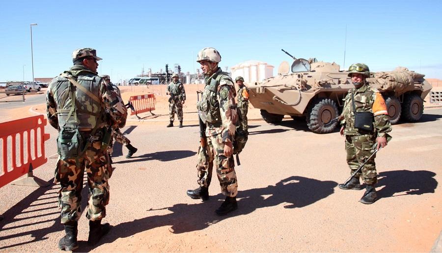 ANP armée algérienne